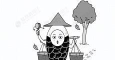 大鱼漫画:一座义乌城,半部改革史