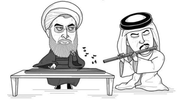 大鱼漫画:从交际花到万人嫌——小国卡塔尔的大国梦
