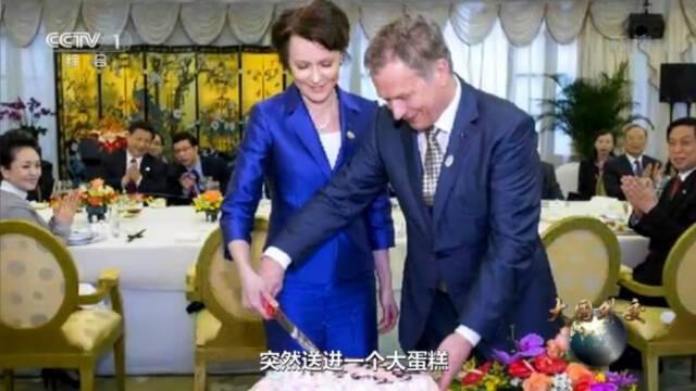习近平夫妇赠送惊喜礼物令芬兰总统终身难忘