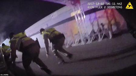 特警为救一名醉汉,差点被枪手射杀