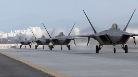 美韩史上最大规模空中军演现场震撼曝光