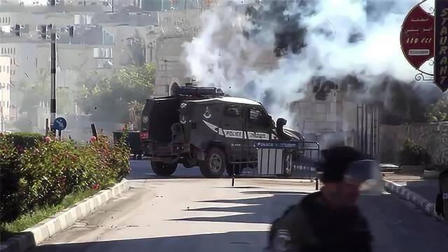 耶路撒冷局势升级 以军空袭残酷现场曝光
