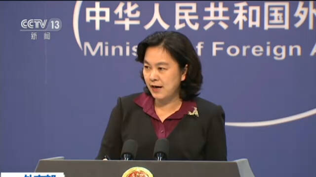 外交部:中国将为世界共同发展提供正能量