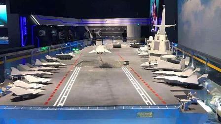 003航母的配套工程进度惊人,尽显国家力量!