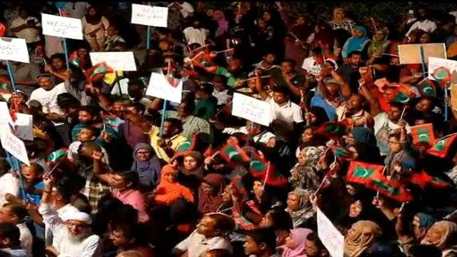 马尔代夫政局动荡 这个月就别去旅游了