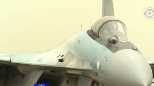 军方公布:中国空军苏-35飞赴南海战斗巡航