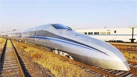 高铁新车型时速605公里 北京到广州4小时