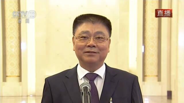 住建部部长王蒙徽答记者问