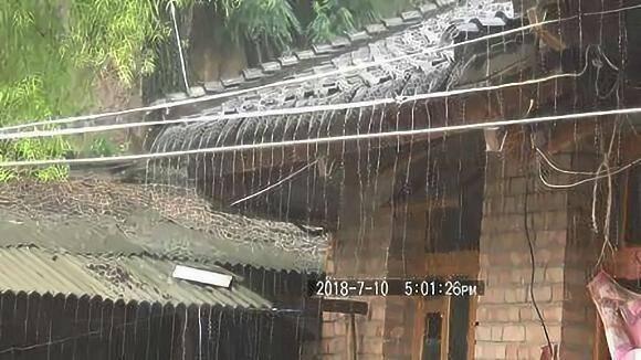 甘谷县古坡乡特大暴雨纪实