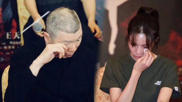 视频:冯小刚与众主演哽咽落泪  为《芳华》撤档鞠躬致歉
