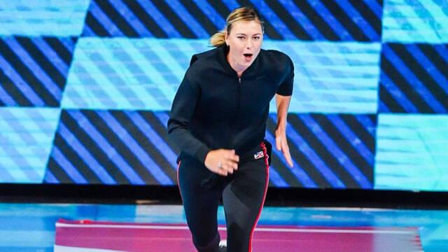 视频:温网冠军莎拉波娃险些败给了它?心跳指数爆表