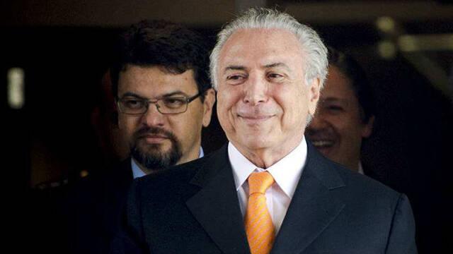 最喜欢中餐的哪道菜?巴西总统特梅尔的回答亮了