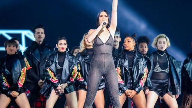 视频:Jessie J吊带性感热舞来袭,上演透视杀震撼全场!