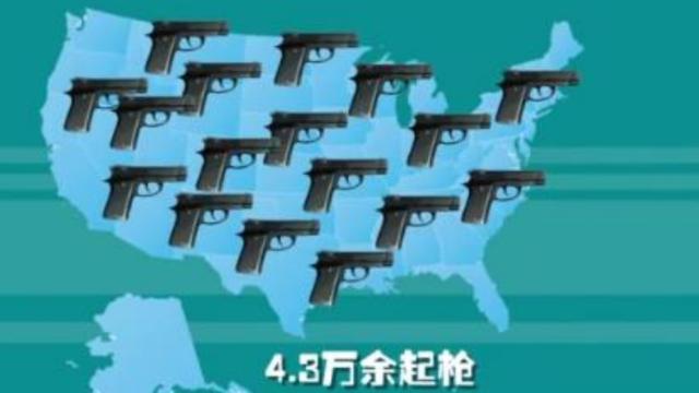 动画揭示美国控枪难在哪?