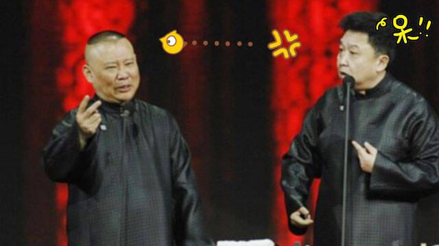 视频:郭德纲于谦央视表演搞笑相声《哭论》