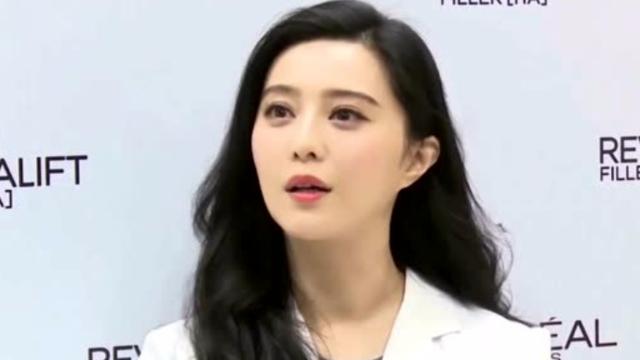 视频:范冰冰为李晨新片加油打气