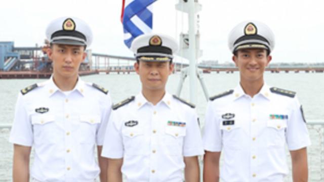 《红海行动》湛江码头办发布会 张涵予张译等现身