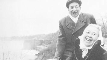 作家丁玲丈夫陈明去世,享年102岁