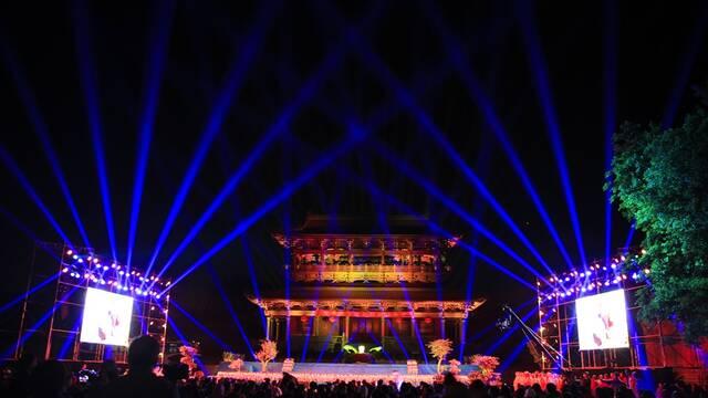 第十届《华严颂》祈福音乐会圆满:sb763.com,精彩高清图来了!