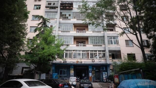 最后的公社大楼