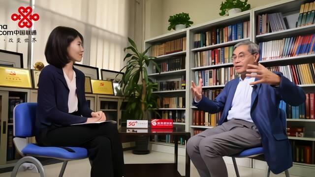 中国联通:与吕廷杰教授一起探讨5G时代