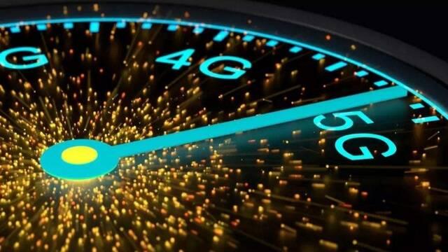 中国5G原本应该落后美国10年 现在.......