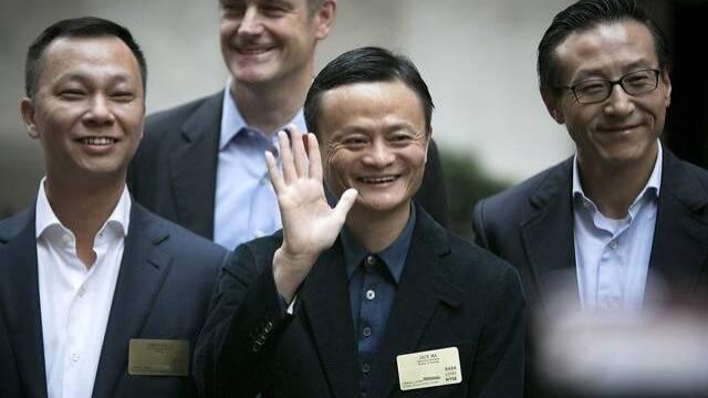 蔡崇信与马云的20年