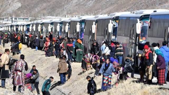 2900位藏族牧民的迁徙