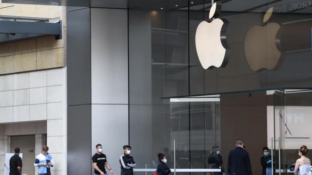 澳大利亚苹果店恢复营业:控制客流量、保持距离