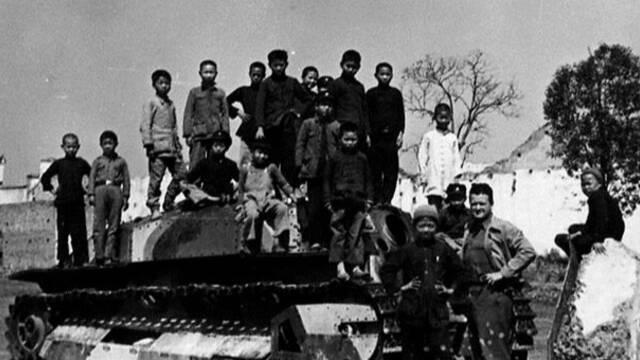抗日战争桂林百姓的清苦生活