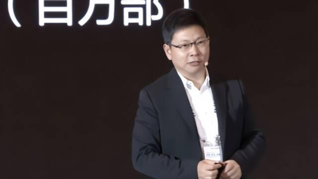 余承东演讲全文来了:杭州申博游戏登入,华为高端芯片遗憾绝版