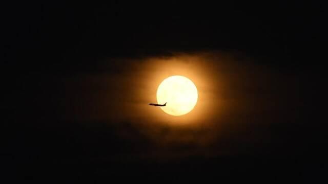 """""""十五的月亮十四圆"""" 下次要等到2037年"""