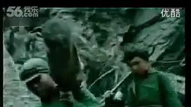 历史回放:1979年对越自卫反击战珍贵的战争场面