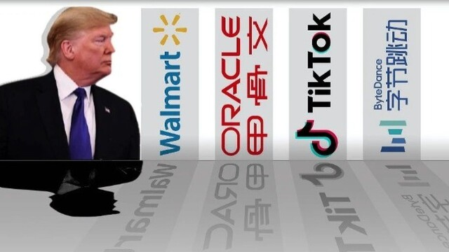 TikTok交易叒反转:菲律宾太阳城申博7777登入,藏在字节、甲骨文和特朗普声明里的文字游戏