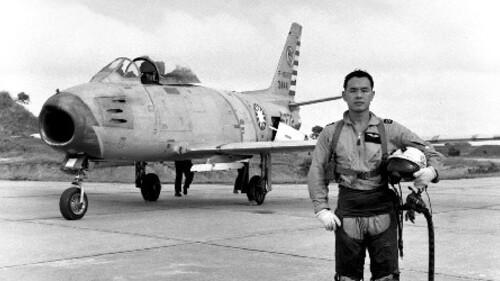 盤點上世紀駕機投誠大陸的臺灣飛行員