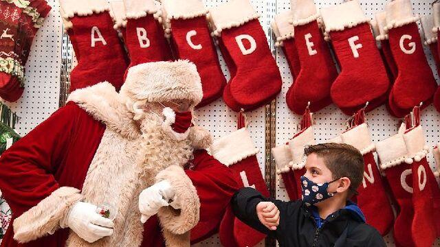 圣诞季全球忙防疫!盘点2020年不一样的圣诞节