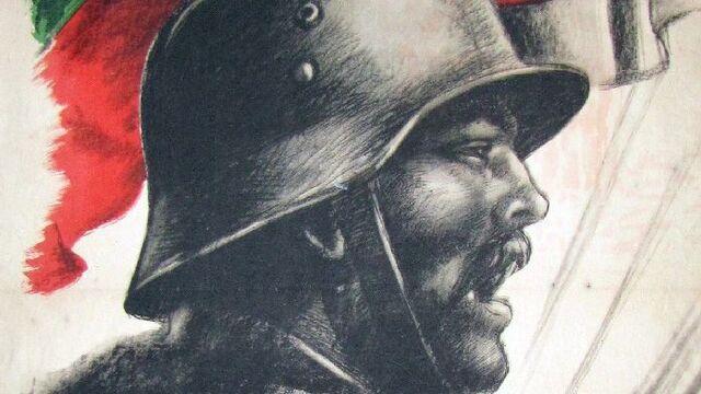 小国雄心:二战匈牙利王国宣传海报