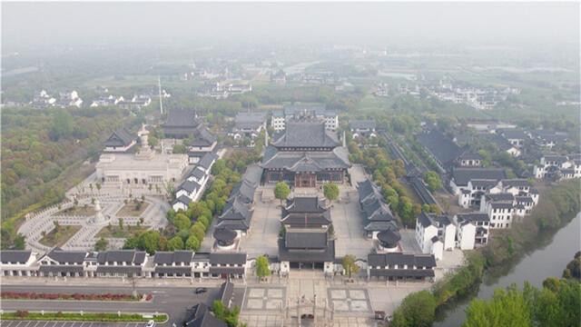 江阴有座千年古寺,因出土观音菩萨化身舍利而轰动全国