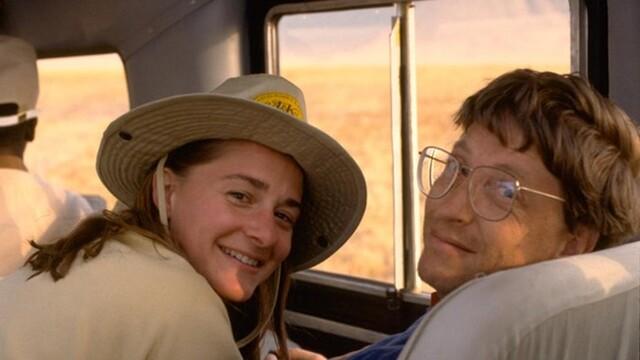 比尔盖茨夫妇离婚 盘点两人甜蜜过往合照