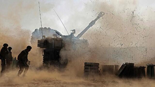 紧张局势加剧 以色列空军和地面部队开始进攻加沙地带