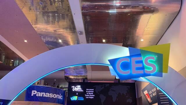 CES展台速览:中国科技力量占据半壁江山 | CES2019