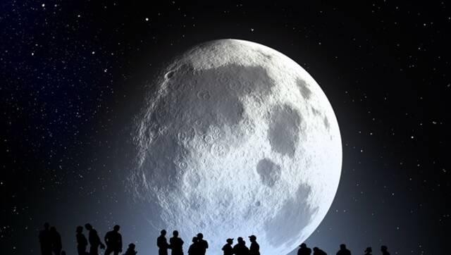 阿波罗姐姐计划!美国重启登月:人类首次