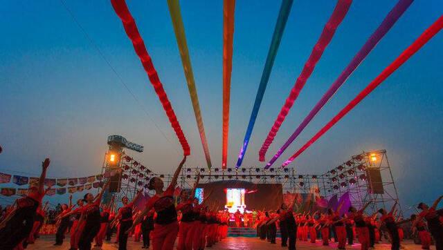大庆湿地旅游文化节举行