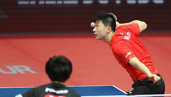 乒超男团比赛来袭 9日奥运冠军马龙激战冰城
