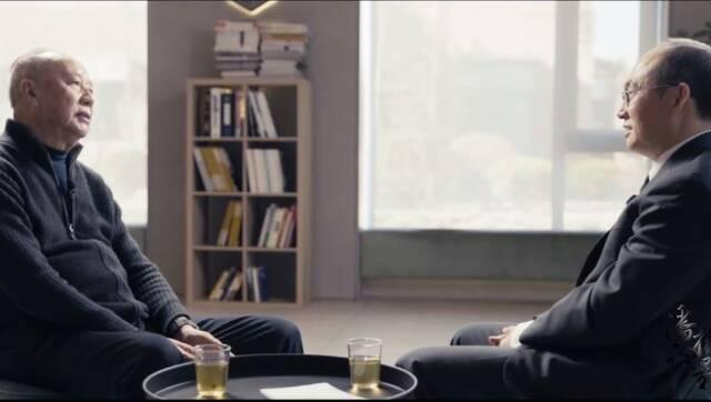 《潘谈摄影间》第一期预告:潘石屹对话中国商界奇才牟其中