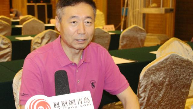星海音乐学院副院长、教授雷光耀接受采访