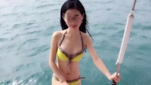 翟欣欣大量照片曝光:或有多次婚骗经历