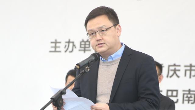 叶水福集团中国西区总经理彭常涛