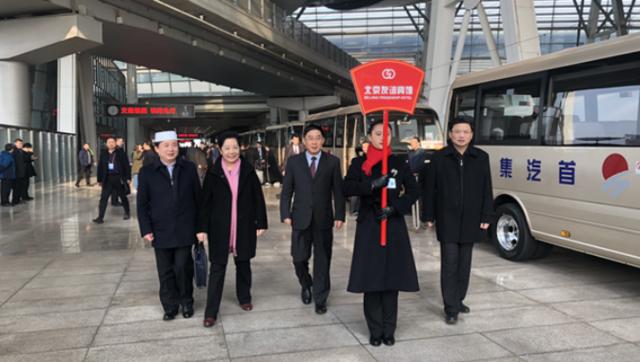 住皖全国政协委员3月1日抵京