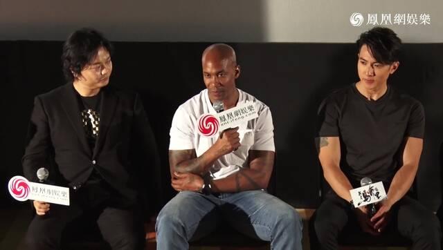 [视频]凤凰公映礼之《我是马布里》主创见面会